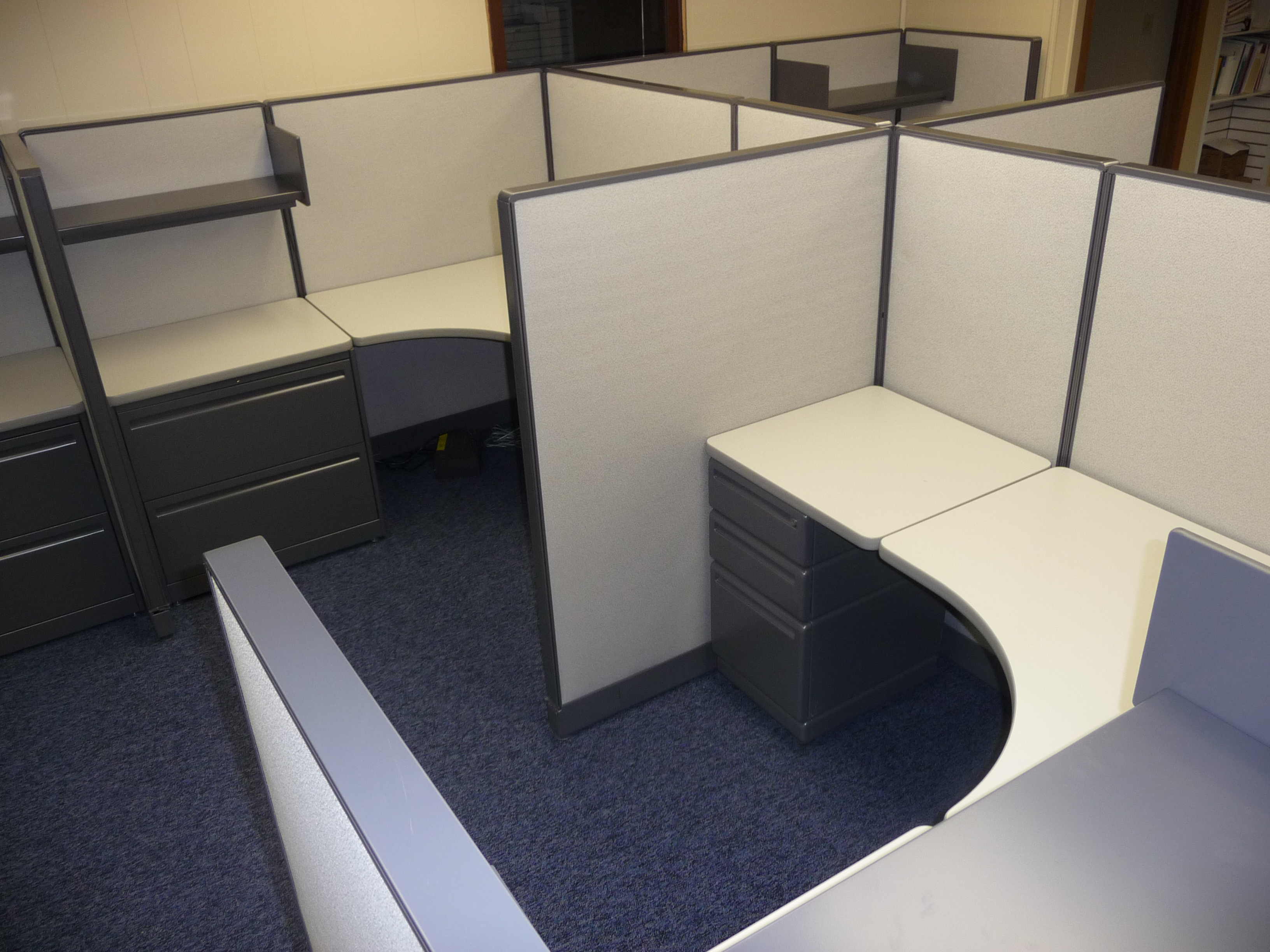 Office Furniture Installation Chicago Dba Cube Install Inc  # Haworth Muebles Oficina