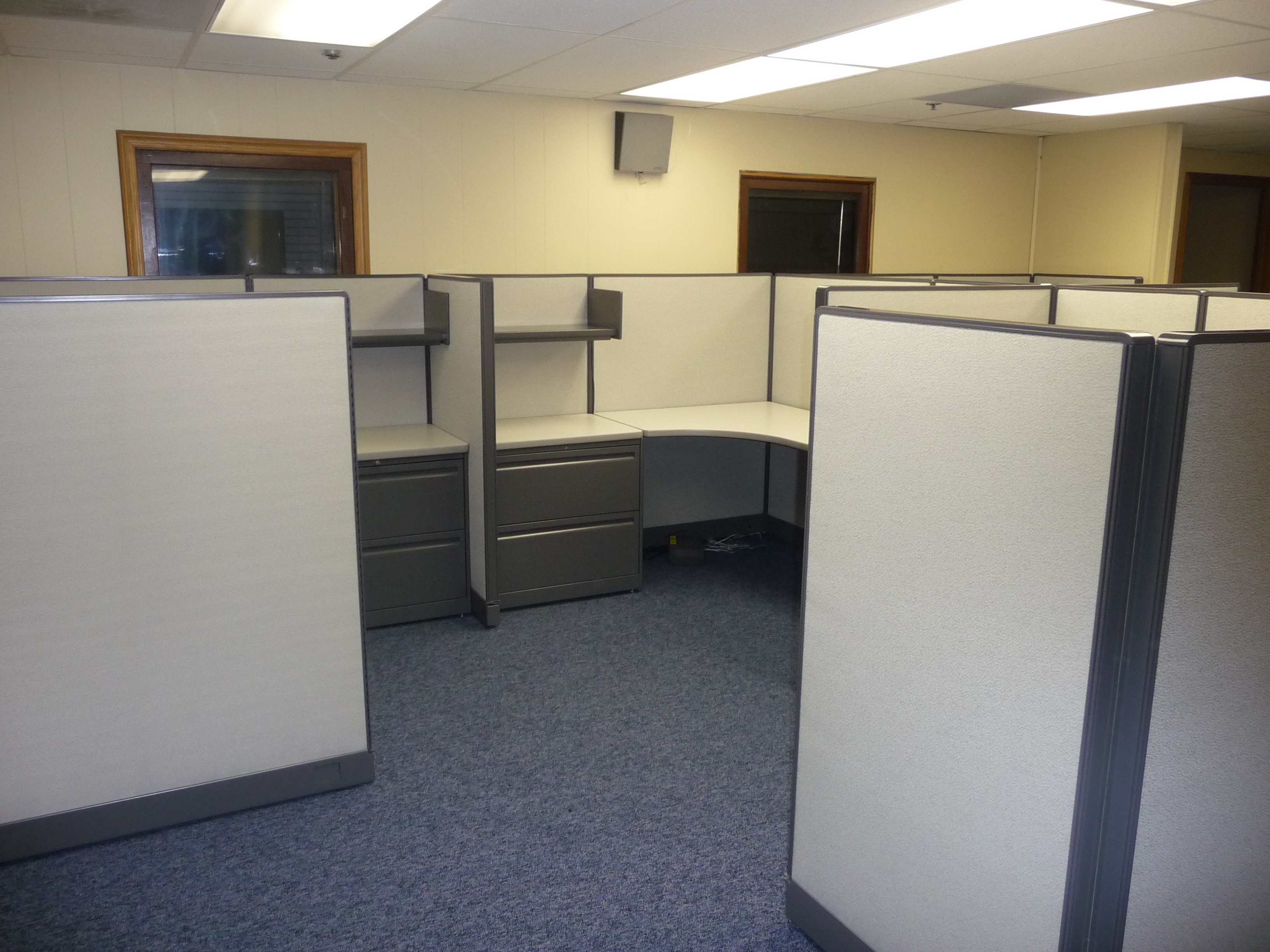 Save on remanufactured Cubicles and help the enviroment as well