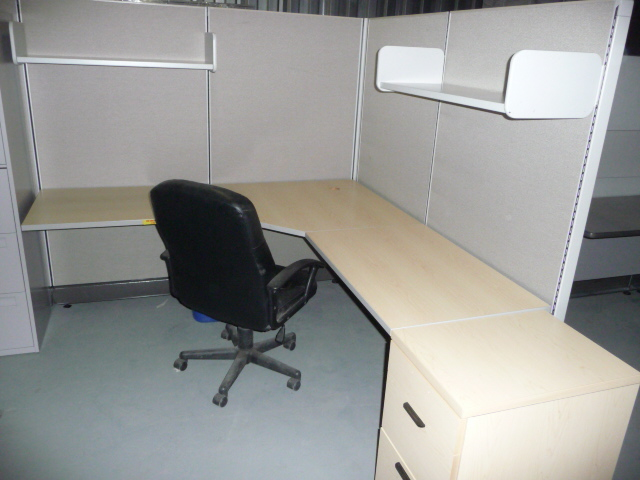 Herman Miller   Office Cube